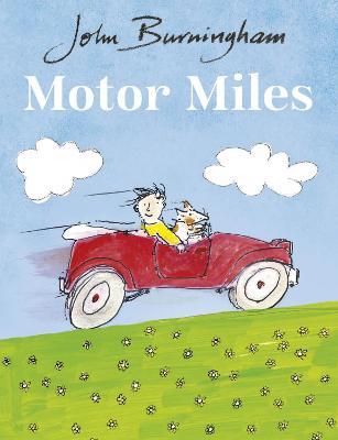 Motor Miles - Burningham, John