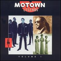 Motown Legends, Vol. 1 - Various Artists