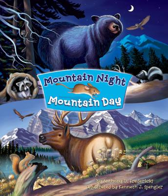 Mountain Night, Mountain Day - Fredericks, Anthony D