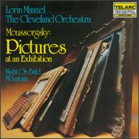Moussorgky: Pictures at an Exhibition; Night on Bald Mountain - Cleveland Orchestra; Lorin Maazel (conductor)