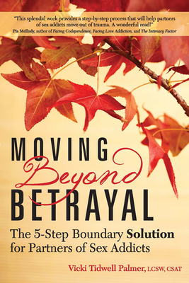 Moving Beyond Betrayal: The 5-Step Boundary Solution for Partners of Sex Addicts - Palmer, Vicki Tidwell