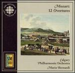 Mozart: 12 Overtures