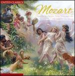 Mozart: 3 Quartets for Clarinet, Violin, Viola & Cello