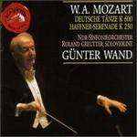 Mozart: 6 German Dances; Haffner Serenade