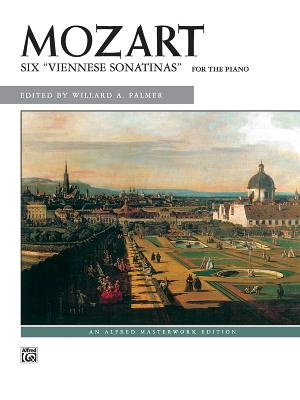 Mozart -- 6 Viennese Sonatinas - Mozart, Wolfgang (Composer)