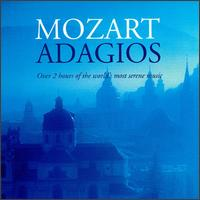 Mozart: Adagios - Academy of Ancient Music; Academy of St. Martin in the Fields; András Schiff (piano); Antony Pay (clarinet);...