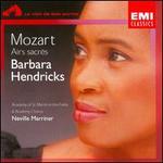 Mozart: Airs sacrés