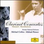Mozart and Beethoven: Clarinet Concertos