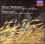 Mozart and Beethoven: Quintets for Fortepiano & Wind Instruments