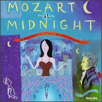 Mozart at Midnight - Antony Pay (clarinet); English Chamber Orchestra (chamber ensemble); Henryk Szeryng (violin); Iona Brown (violin); Karl Leister (clarinet); Mitsuko Uchida (piano); Nobuko Imai (viola); Peter Damm (horn)