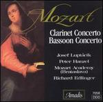 Mozart: Clarinet Concerto; Bassoon Concerto
