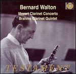 Mozart: Clarinet Concerto; Brahms: Clarinet Quintet