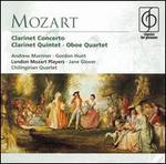 Mozart: Clarinet Concerto; Clarinet Quintet; Oboe Quartet