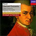 Mozart: Clarinet Concerto; Oboe Concerto; Bassoon Concerto