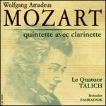 Mozart: Clarinet Quintet, K581; Sonatas for violin and piano, K481, K376