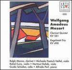 Mozart: Clarinet Quintet KV 581; Kegelstatt-Trio KV 498
