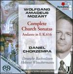 Mozart: Complete Church Sonatas; Andante in F, K.616