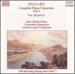 Mozart: Complete Piano Concertos, Vol. 1