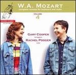 Mozart: Complete Sonatas for Keyboard & Violin, Vol. 4