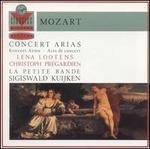 Mozart: Concert Arias