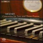 Mozart: Concertos for 2 & 3 Pianos
