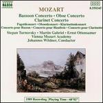 Mozart: Concertos for Bassoon, Oboe, Clarinet
