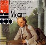Mozart: Concertos for Horn and Orchestra