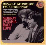 Mozart: Concertos for Two & Three Pianos [Expanded Edition]