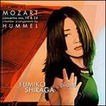 Mozart: Concertos Nos. 10 & 24 in Chamber Arrangements by Hummel
