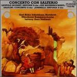 Mozart: Die Bauernhochzeti/Salulini: Concerto/Jommelli: Sinfonia/Marcello: Sonata,Op.12