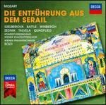 Mozart: Die Entführung aus dem Serail - Daniela Wagner (vocals); Edita Gruberová (vocals); Gösta Winbergh (vocals); Heinz Zednik (vocals); Johann Reinprecht (vocals); Josef Pogatschnig (vocals); Kathleen Battle (vocals); Martha Heigl (vocals); Martti Talvela (vocals); Will Quadflieg (vocals)