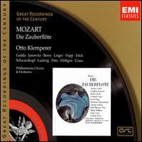 Mozart: Die Zauberflöte - Agnes Giebel (vocals); Christa Ludwig (vocals); Elisabeth Schwarzkopf (vocals); Franz Crass (vocals); Gerhard Unger (vocals);...