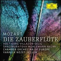 Mozart: Die Zauberflöte - Albina Shagimuratova (vocals); Christiane Karg (vocals); Clara Andrada de la Calle (flute); Claudia Huckle (vocals);...