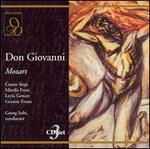 Mozart: Don Giovanni [1962 Recording/32 Tracks]