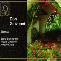 Mozart: Don Giovanni - Alfredo Kraus (vocals); Dimiter Petkov (vocals); Gundula Janowitz (vocals); Nicolai Ghiaurov (vocals);...