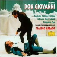 Mozart: Don Giovanni - Bryn Terfel (vocals); Carmela Remigio (vocals); Ildebrando d'Arcangelo (vocals); Matti Salminen (vocals);...