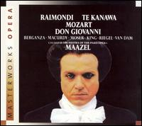 Mozart: Don Giovanni - Edda Moser (vocals); Janine Reiss (harpsichord); John Macurdy (vocals); José van Dam (vocals); Kenneth Riegel (vocals);...