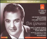 Mozart: Don Giovanni - Amalia Pini (vocals); Antonio Zerbini (vocals); Carla Gavazzi (vocals); Caterina Mancini (vocals); Cesare Valletti (vocals);...