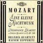 Mozart: Eine kleine Nachtmusik; Dissonance Quartet; String Quartet in F