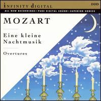 Mozart: Eine kleine Nachtmusik; Overtures - Alexei Degtjarenko (bassoon); Alexei Zes (oboe); Collegium dell'Arte; Dmitry Krasnik (bassoon); Jury Moshevelov (horn);...