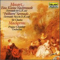 Mozart: Eine Kleine Nachtmusik; Posthorn Serenade - Prague Chamber Orchestra; Charles Mackerras (conductor)