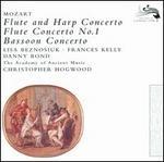 Mozart: Flute and Harp Concerto; Flute Concerto No. 1; Bassoon Concerto