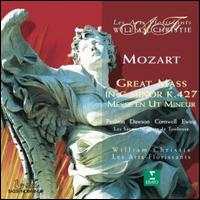 Mozart: Great Mass in C minor, K. 427 - Alan Ewing (bass); Claude Wassmer (bassoon); Joseph Cornwell (tenor); Les Arts Florissants; Les Sacqueboutiers;...