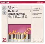 Mozart: Great Piano Concertos, Vol. 2