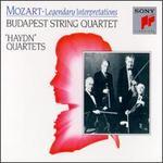 "Mozart: ""Haydn"" Quartets"
