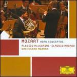Mozart: Horn Concertos Nos. 1-4 - Alessio Allegrini (horn); Alessio Allegrini (candenza); Dennis Brain (candenza); Claudio Abbado (conductor)