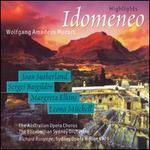 Mozart: Idomeneo [Highlights]