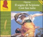 Mozart: Il sogno di Sciopione & Cos� fan tutte