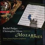 Mozart/Jones: Violin Sonatas Fragment Completions