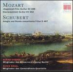 Mozart: Kegelstatt-Trio KV 498; Klavierquintett Es-Dur KV 452; Schubert: Adagio und Rondo concertante D 487